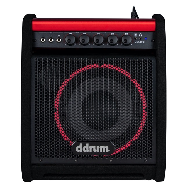 Ddrum 50 watt electronic percussion amp with Blue Tooth