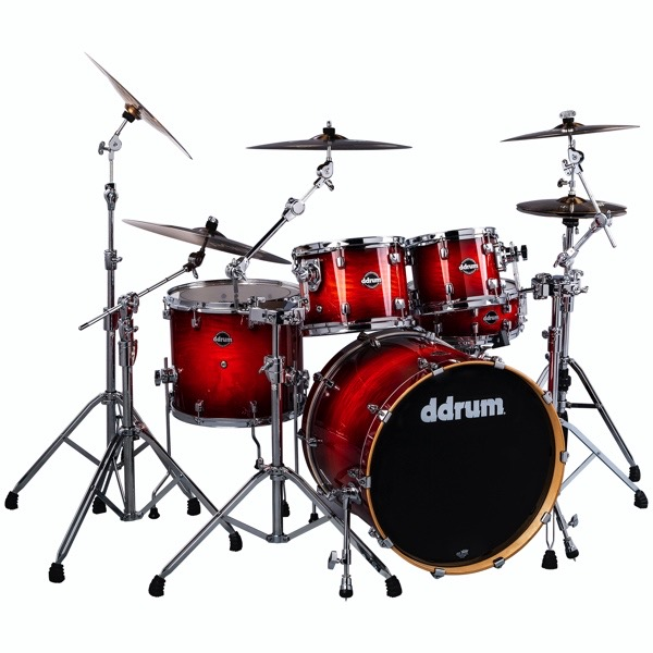 Dominion 5pc Redburst Shell Pack