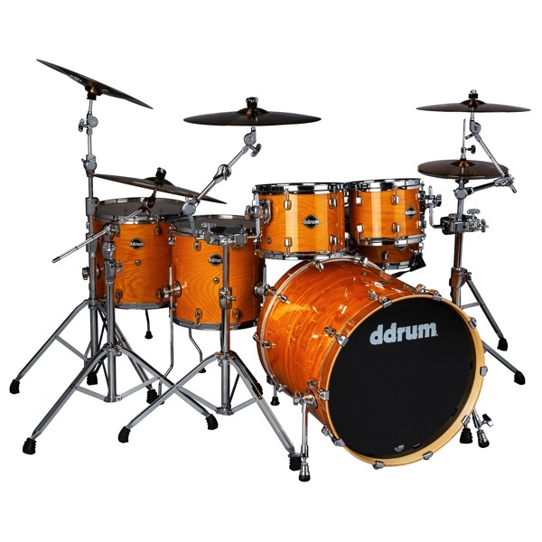 Dominion Birch 6pc Shell Pack with Ash Veneer Gloss Natural