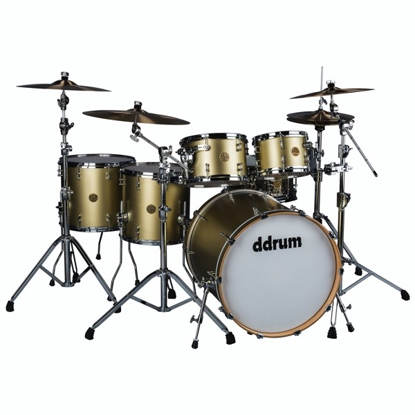 Dios 5pc Satin Gold Shell Pack