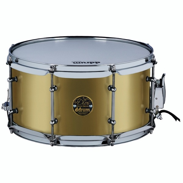 Dios Series Maple 7x13 Satin Gold Snare Drum