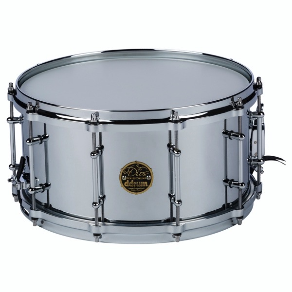 Dios Cast Steel Snare Drum