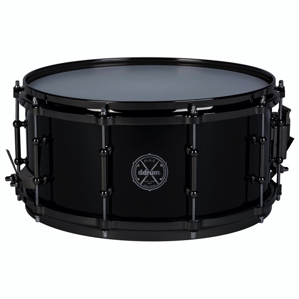 MAX Series 6.5x14 Snare Drum Piano Black