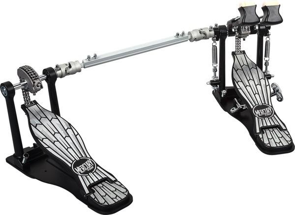 Mercury Double Bass Drum Pedal