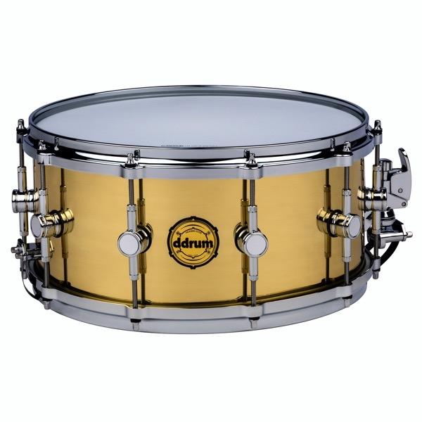 Modern Tone 6.5x14 Brass Snare (The Hammer)