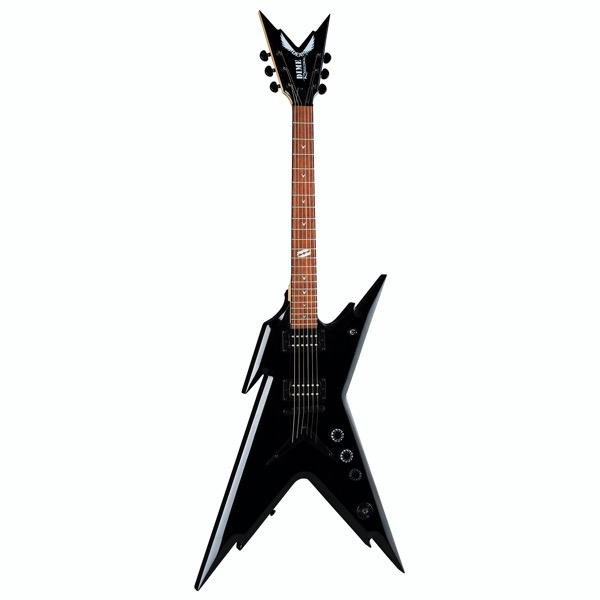 Razorback Dimebag - Classic Black | Dean Guitars
