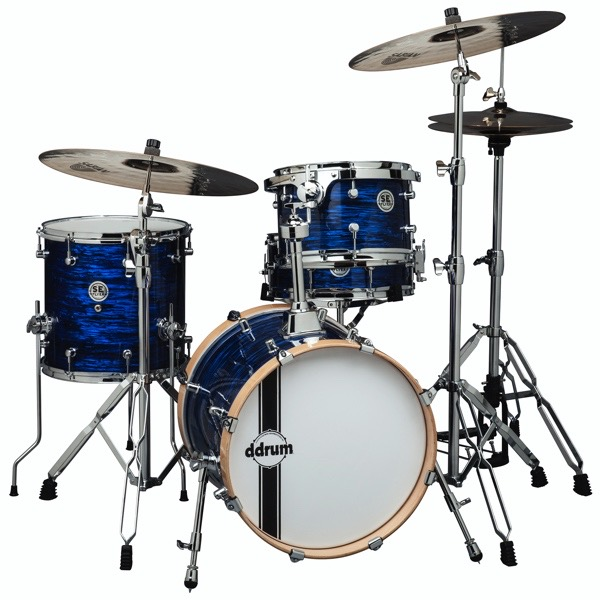 SE Flyer - 4pc - Blue Pearl - Shell Pack