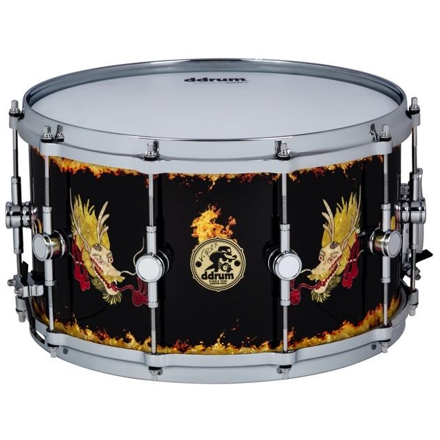 Vinnie Paul Signature Snare Drum