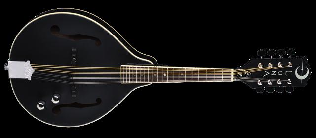 Moonbird A-Style Mandolin A/E - Satin Black