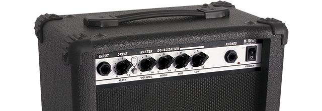 Dean Mean 15 Guitar Amp - 15 Watts