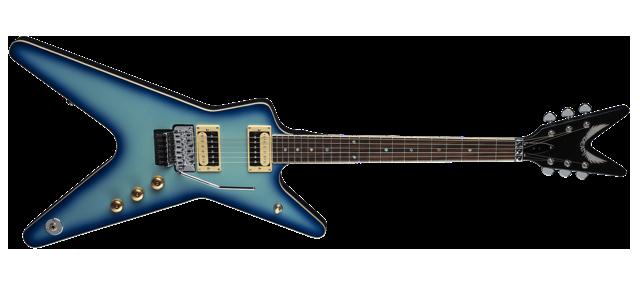 ML 79 Floyd Blue Burst