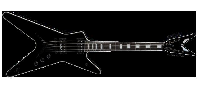 ML Select 7 String Classic Black