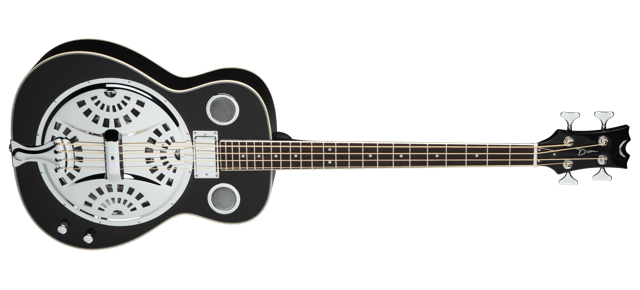 Resonator Acoustic/Electric Bass - CBK