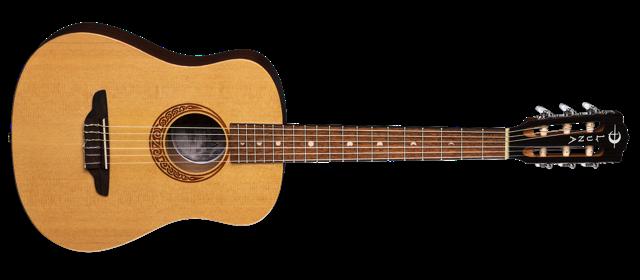 Safari Nylon Travel Guitar w/ Gigbag