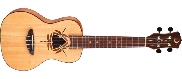 Uke Dragonfly - Solid Spruce Top