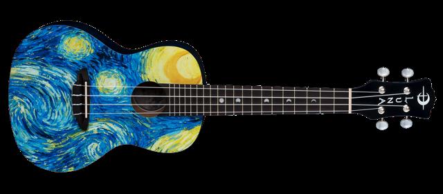 Uke Starry Night Concert