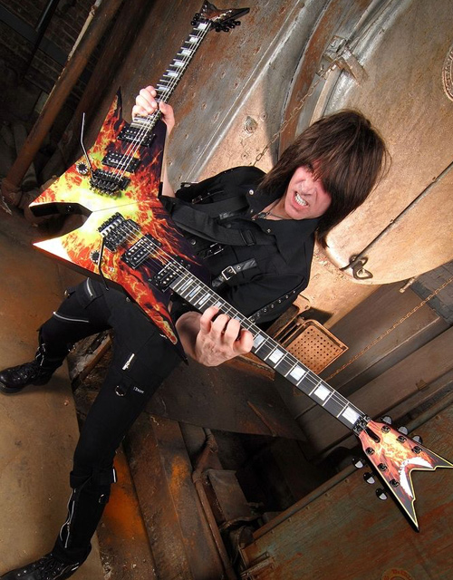 Dean Artist Michael Angelo Batio